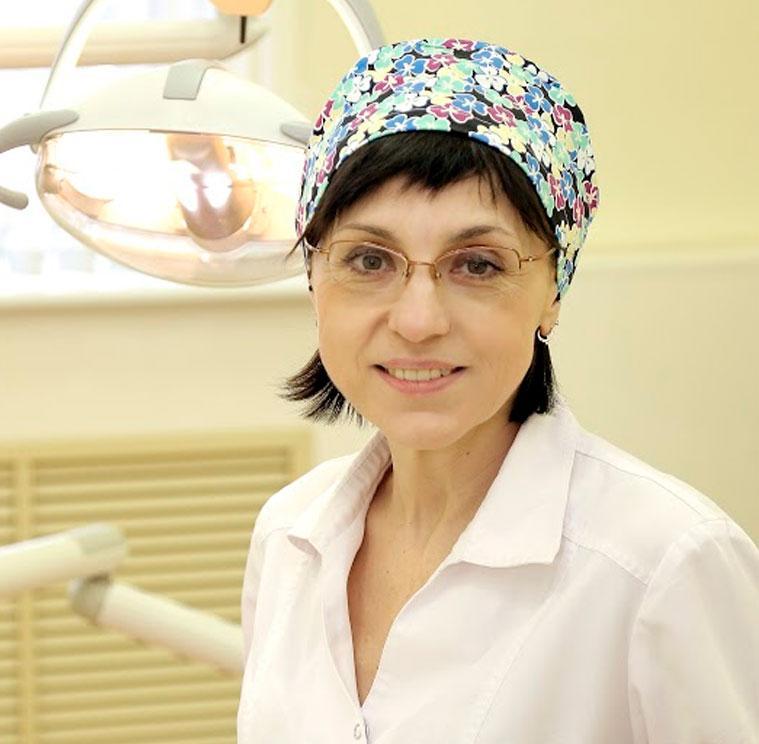 Нестругина Светлана Ивановна